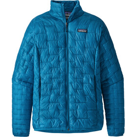 Patagonia Micro Puff Giacca Donna turchese
